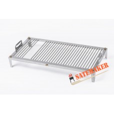 SATEMAKER BRAVO Removable grill grid 50x70cm INOX AISI 304 18/10