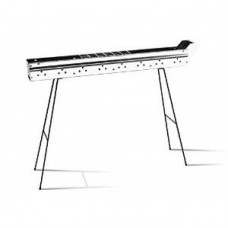 SATEMAKER barbecue model Z 110cm Stainless Stale