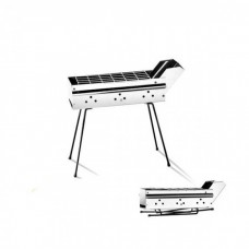 SATEMAKER barbecue model Z 50cm Stainless Stale
